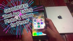 "SHARING#12 ""Best App Editing Photos & Videos for iPhone"" (Indonesia)"