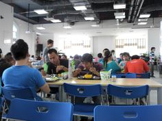 Canteen Canteen, Conference Room, Table, Home Decor, Decoration Home, Room Decor, Tables, Home Interior Design, Desk