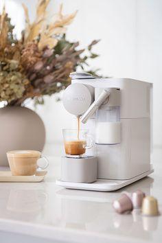 T.D.C: Morning Coffee Moments with the New Nespresso Lattissma One Machine