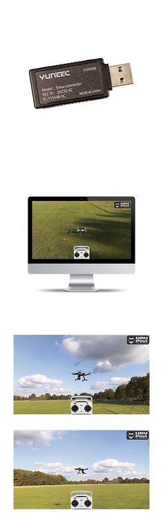 Simulators 171145: Yuneec Q500 Typhoon Uav Pilot Simulator Wi-Fi Usb Stick For Pc Software Dongle -> BUY IT NOW ONLY: $55.71 on eBay!