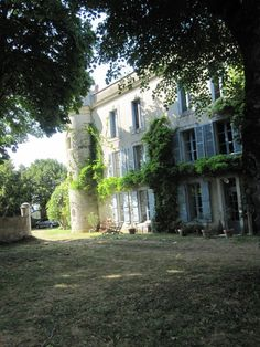 Le Moulin Brégeon, country retreat in the Loire Valley | http://www.moulinbregeon.com/Home.html