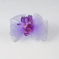 Silke og tyl bryllup / fest blomst – DKK kr. 53