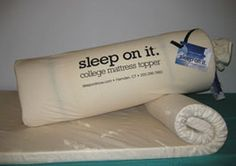 Couldn't have slept without this- best one on the market.. best thing for anyone in college www.sleeponitnow.com