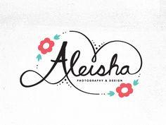 || Aleisha :: by shannon hatch :: via dribbble