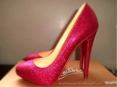 The most amazing red shoes...EVER!!