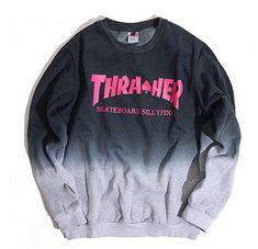 Thrasher Gradient Sweatshirt https://vimeo.com/xtremefreelance