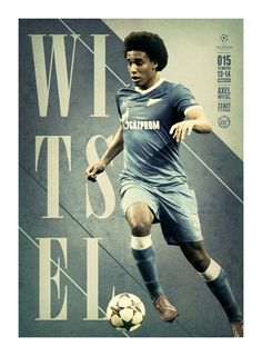#WITSEL @UEFAcom @mary v Real Premier UEFA CHAMPIONS LEAGUE: 15 TO WATCH by Andy Greaves, via Behance