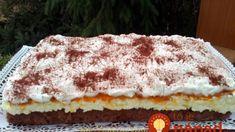 Nesmírně dobrý Grófkin krémeš: Víte ho připravit zcela bez cukru, chuť jako z luxusní cukrárny! Diabetic Recipes, Diet Recipes, Tiramisu, Baking, Ethnic Recipes, Food, Basket, Bakken, Essen
