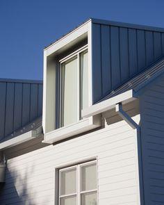 Porch House - modern - exterior - kansas city - Hufft Projects
