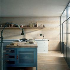 Plain English Kitchens. Simple modern beauty in a kitchen. #kitchen #simpleelegance