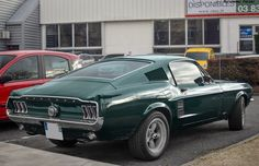 Love Muscle Cars? Read About Your Favorite Models At >> http://musclecarshq.com/