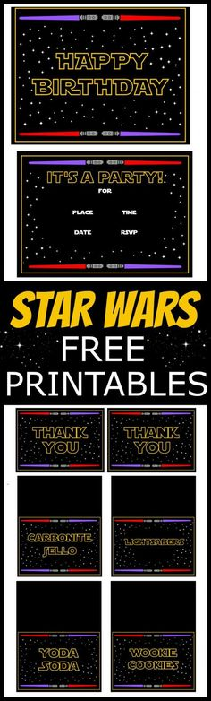 21-Star-Wars-Party-Ideas-Free-Invites                                                                                                                                                                                 More