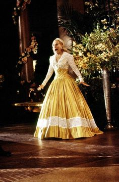 The Stepford Wives (Costume designer Ann Roth).  Loved the corseted 1950s look to most of Glenn Close's character's outfits, giving them a little vintage feel.  I'm also a major fan of structured shoulders.
