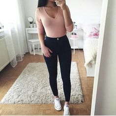 See more ideas about Design and style attire, Swag outfits and Female design and style. Cute Outfits For School, College Outfits, Outfits For Teens, Trendy Outfits, Baddie Outfits Casual, School Outfits Highschool, Teen Fashion Outfits, Swag Outfits, Mode Outfits