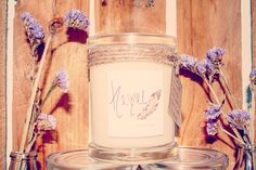 A true favourite. Sweetpea and vanilla. Soy Wax Candles, Candle Wax, Vanilla, Pretty