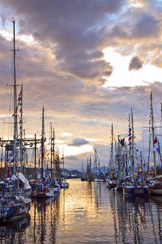 The Tall Ships Race, Greenock, Scotland 2011