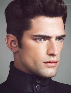 August Man cover story splendidly photographed by Renie Saliba with supermodel Sean O'Pry elegantly styled by Katie Burnett.