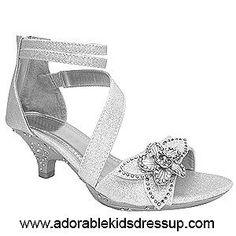 girls fuchsia high heel shoes | kids high heels size 9 10 11 12 13 ...