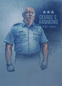General Hammond. Great picture!