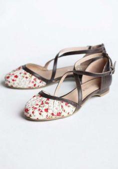 #flower sandals