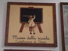 Itinerari Assisi e dintorni Museo della scuola
