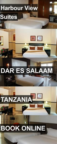 Hotel Harbour View Suites in Dar Es Salaam, Tanzania. For more information, photos, reviews and best prices please follow the link. #Tanzania #DarEsSalaam #travel #vacation #hotel