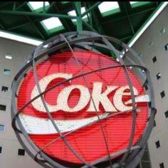 World of Coca Cola; Atlanta, GA