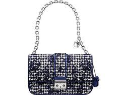 Miss-Dior-Black-and-blue-tweed-1
