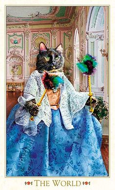 Cat Art...=^.^=...♥ The World...