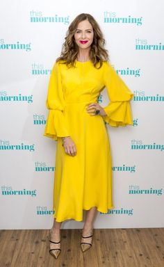 "BEST: Trinny Woodall on ""This Morning"""