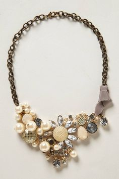 Vespertine Necklace - anthropologie.com