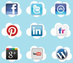 We are present on all popular social networking sites and interact regularly with candidates online :)
