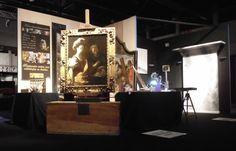 Atelier de restauration des œuvres d'art  KERAT. Nous accueillons sans préavis une fois chaque premier dimanche du mois, des amateurs d'art qui désirent obtenir des renseignements au sujet d'un de leurs objets artistiques. Nous offrons gratuitement des conseils concernant l'état de conservation, le coût d'une restauration, la valeur artistique, l'authenticité de l'objet et d'autres renseignements utiles. Expert d'art Frederik Cnockaert sera a votre disposition. Sa firme fondé en 1992 vous…