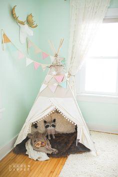 nursery teepee