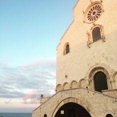 Basilica Cattedrale di Trani!  #travel #traveling #vacation #visiting #instatravel #instago #instagood #trip #holiday #photooftheday #fun #travelling #tourism #tourist #instapassport #instatraveling #mytravelgram #travelgram #travelingram #igtravel