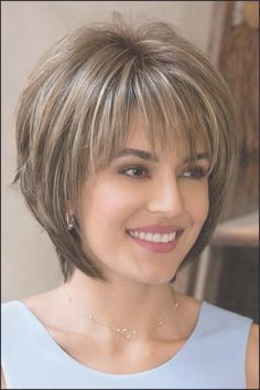 Colored Short Hairstyles 15 Unique Hair Color Ideas Light Brown Short Hairstyle The post Colored Short Hairstyles 15 Unique Hair Color Ideas appeared first on Haar. Short Hair Styles For Round Faces, Short Hairstyles For Thick Hair, Short Hair With Layers, Hairstyles Over 50, Short Hair Cuts For Women, Curly Hair Styles, Layered Hairstyles, Pixie Hairstyles, Medium Hairstyles