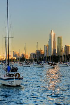 Chicago, IL - 150 miles from Grand Rapids, MI, a nice drive to visit, but I wouldn't want to live in Chicago!!!