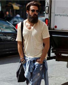 Men's Fashion street