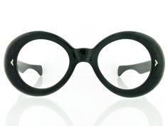 Vintage 60's REM France Teardrop eyeglasses by OldFocals