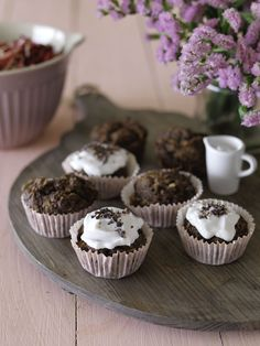 Queques de Chocolate — MPL 'daily Portuguese Recipes, Cookbook Recipes, Muffins, Blog, Breakfast, Cake, Brownies, Wafer Cookies, Sweets