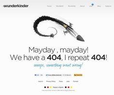 35 Fresh 404 Error Page Designs | Top Design Magazine - Web Design and Digital Content