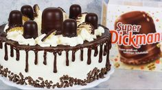 Video and recipe: Super Dickmanns Torte, a Beef Pies, Mince Pies, Surprise Inside Cake, Red Wine Gravy, Flaky Pastry, Breakfast Buffet, Food Inspiration, Bakery, Sweets