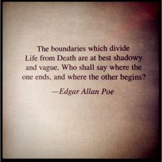 From the short story 'The Premature Burial' by Edgar Allen Poe Poe Quotes, Famous Quotes, Edgar Allen Poe, Edgar Allan, Writing Poetry, Favorite Quotes, Wisdom, Sayings, Words