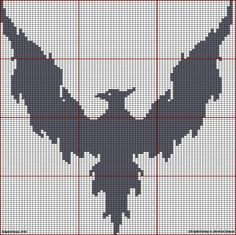 April Draven: Styxx Phoenix Free Pattern