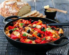 Bacalao Kung Pao Chicken, Paella, Squash, Main Dishes, Vegetarian Recipes, Ethnic Recipes, Food, Celine, Image