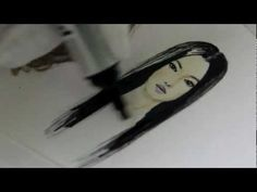 Lesson no.8,P.2 - HAIRSTYLE, Fashion Drawing.mov - YouTube