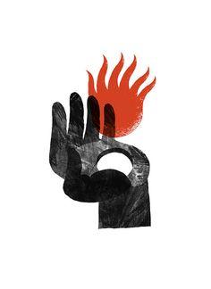 deus by giacomo. Talk To The Hand, Weird Art, Medium Art, All Art, Art Direction, Art Inspo, Book Art, Zine, Illustration Art