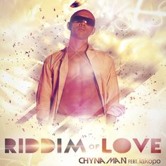 #riddimoflove: a fusion of #pop #edm #dancehall by #chynamanmusic feat. #iakopomusic set to release out @ #itunes and other online stores! #support