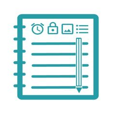 App Of The Day, Apps, Notes, Report Cards, Notebook, App, Appliques