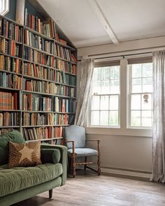 Personal Library, Bookcase, Shelves, Room, Home Decor, Bedroom, Shelving, Decoration Home, Room Decor